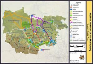 bojanala_platinum_district_map