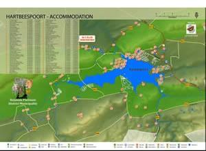 homestays_bojanala_map